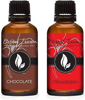 30ML - Pair (2) - Chocolate & Strawberry - Premium Fragrance Oil Pair - 30ML