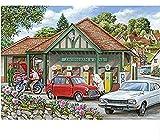 WFTD Rompecabezas 1000 Piezas Puzzles Rompecabezas de Clásico de reparación de automóviles niños decoración del Casual de Arte