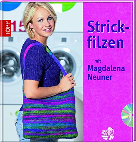 Strickfilzen mit Magdalena Neuner