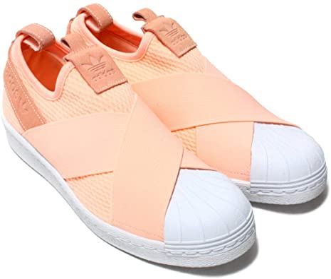 Amazon.com   adidas Originals Women's Superstar Slip-on Shoes ...