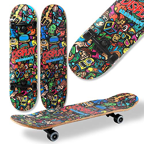 WELLIFE Skateboard RGX 79 x 20 cm (31