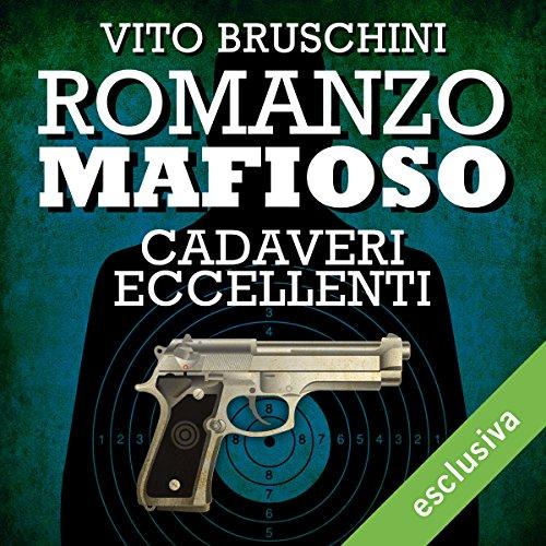 Romanzo mafioso. Cadaveri eccellenti copertina