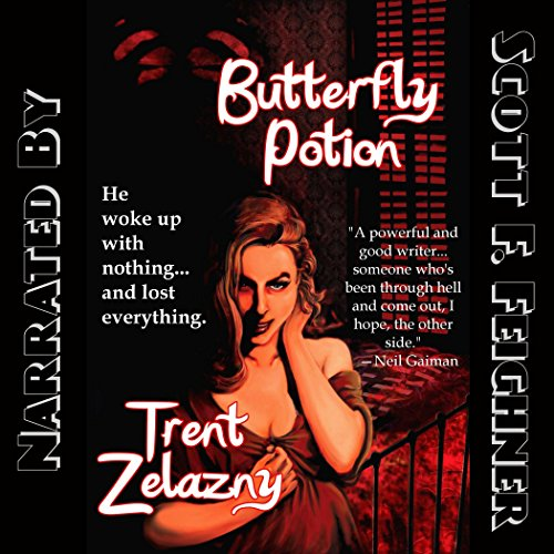 Butterfly Potion audiobook cover art
