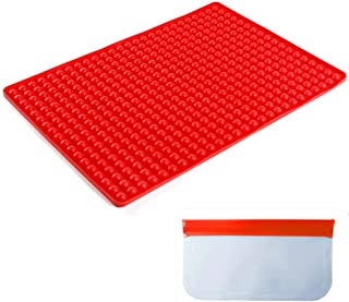Silicone Baking Mat Cooking Sheets,Baking Molds,For Pets Non-stick, Fat Reducing Mats for Healthy Cooking