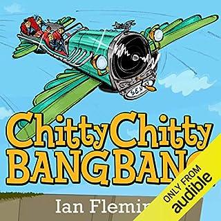 Chitty Chitty Bang Bang audiobook cover art