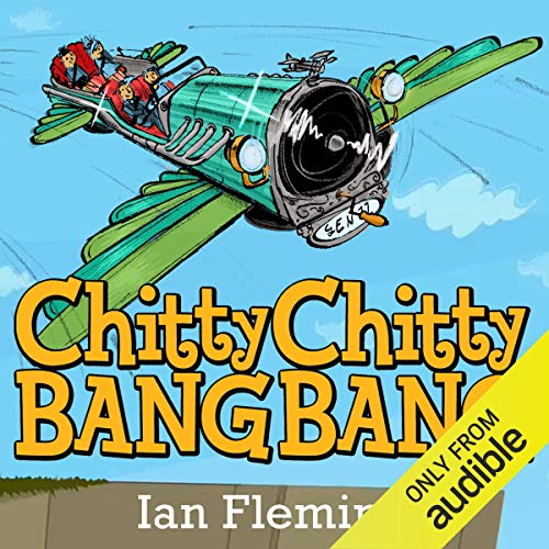 Chitty Chitty Bang Bang cover art