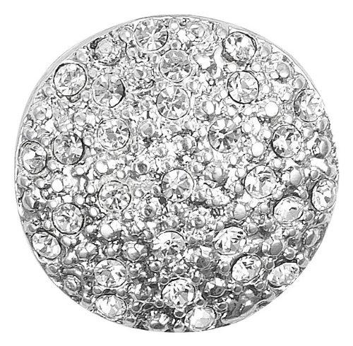 Preisvergleich Produktbild Pilgrim Damen-Anhänger Charming versilbert kristall 42114-6010
