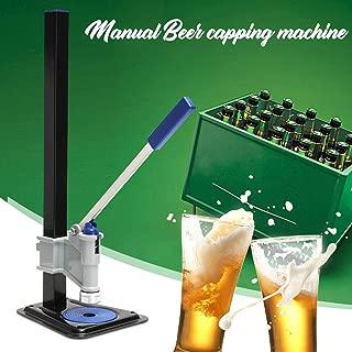 Capping Machine TBVECHI Manual Bottle Machine Bottle Cap Capping Machine For Soft drink Brew beer Capper