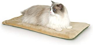 K&H Pet Products Thermo-Kitty Mat - Heated Mat for Cats - 6 watts - MET Safety Listed