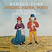 Ronald Corp: String, Paper, Wood by Rebecca de Pont Davies