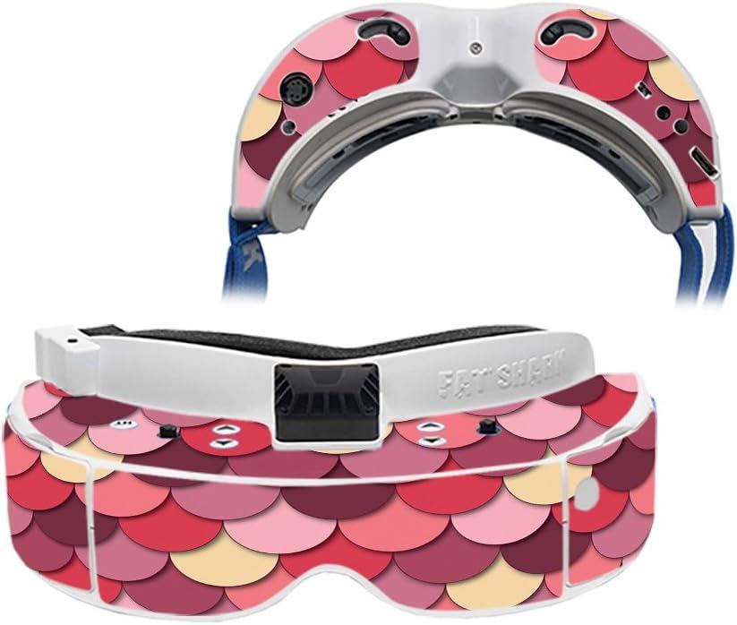 MightySkins Skin Compatible with Fat Shark S Dominator - Ultra-Cheap Deals V3 Popular standard Pink