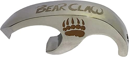 Bear Claw Shotgun Tool and Bottle Opener | Fits on a Keychain | Perfect for Parties, Tailgates, Barbeques, and Beer Lovers | Chug like a Pro, make Shotgunning easy!