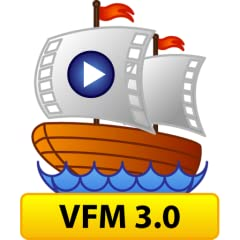 Allows easy mixing video, photo and HTML files in a continuous presentation called 'Virtual Film' Playback of the selected fragment of the video file Individual duration for each slide Preview of a folder with videos, photos and sound files in some s...