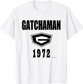 ガッチャマン Tシャツ カレッジデザイン Tシャツ