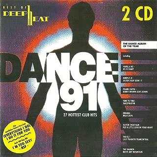 European Dance Music Early 90s