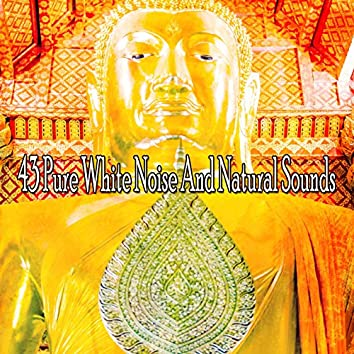 43 Pure White Noise And Natural Sounds