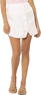 Amuse Mari Woven Skirt WHT S