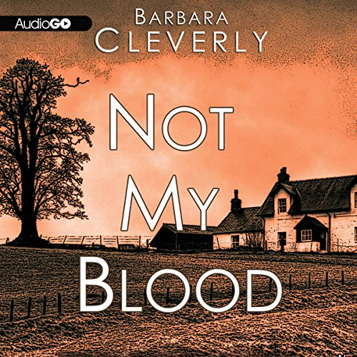 Not My Blood audiobook cover art