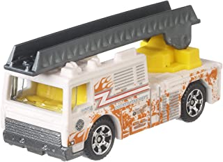 Matchbox Color Changers [Flame Tamer] fire Truck, MBX Rescue 1:64 Scale