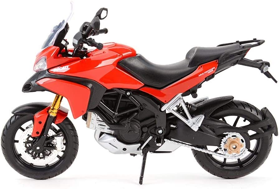NYDZDM Outlet ☆ Free Shipping Max 46% OFF Motorcycle Toy Model En Route 1200S Multistrada Surf Road
