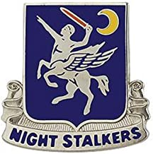 160th Aviation US Army Unit Crest