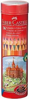 ファーバーカステル 油性色鉛筆 丸缶 36色セット TFC-CPK/36C