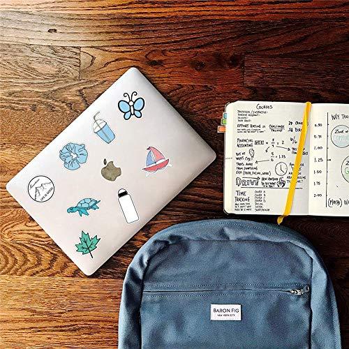 WESEEDOO Laptop Sticker Aufkleber Auto Sonnenlichtgeschützte Aufkleber Wasserflaschenaufkleber Einklebebuchaufkleber Mountainbike-Aufkleber Gepäckaufkleber