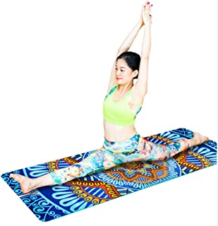 NIUPAN 5mm suede TPE yoga mat pad non-slip weight loss exercise fitness gym mat fitness bodybuilding Pilates yoga mat