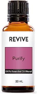 Revive Essential Oils PURIFY 30 ml - 100% Pure Therapeutic Grade, for Diffuser, Humidifier, Massage, Aromatherapy, Skin & ...