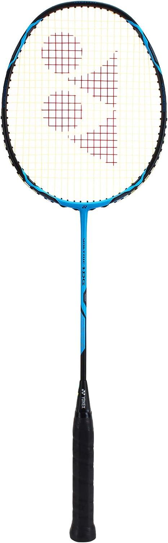 Yonex Voltric 1DG Badminton Racket VT1DG White   blueee Racquets 3U5