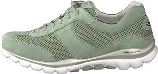 Gabor Rollingsoft Sport-halfhoge schoen in grote maten groen 86.966.60 grote damesschoenen