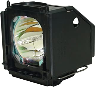Professional Rear Projection TV Replacement Lamp, with Housing, OEM PHI/389, for Samsung BP96-01472A, (Powered by Philips).