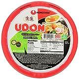 Nongshim Fresh Udon Bowl Noodle Soup 9.73 oz.