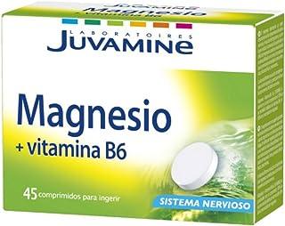 Juvamine Magnesio + B6-45 comprimidos