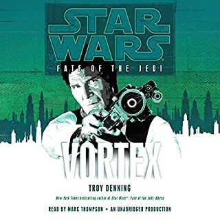 Star Wars: Fate of the Jedi: Vortex cover art