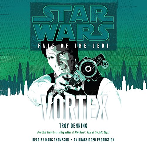 Star Wars: Fate of the Jedi: Vortex Titelbild
