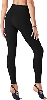 CAMPSNAIL High Waisted Leggings for Women - Tummy Control Soft Opaque Workout Running Legging Regular & Plus Size Pants