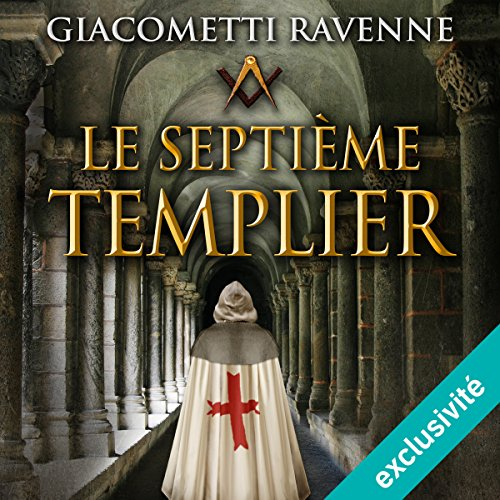Le septième templier audiobook cover art