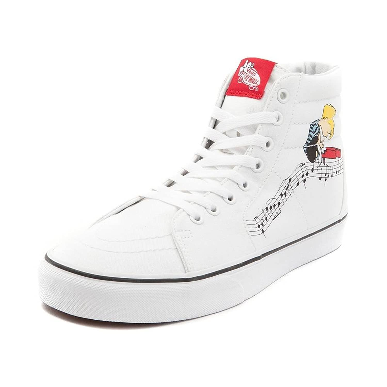 [VANS(バンズ)] 靴?シューズ スニーカー Vans Sk8 Hi Peanuts Lucy/Schroeder Skate Shoe [並行輸入品]