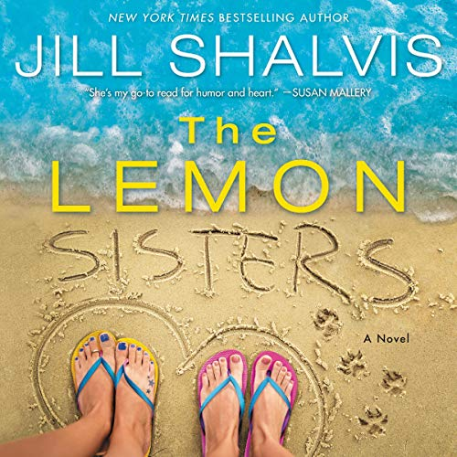 The Lemon Sisters audiobook cover art
