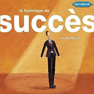 Couverture de La technique du succès