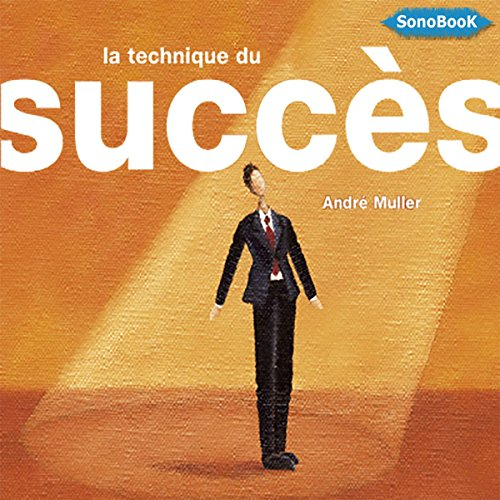La technique du succès cover art