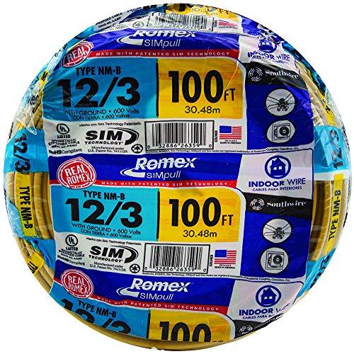 1000 ft 12 2 romex - 4