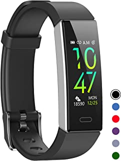 Mgaolo Fitness Tracker,Waterproof Activity Tracker with Blood Pressure Heart Rate Sleep Monitor for Android and iOS,11 Spo...