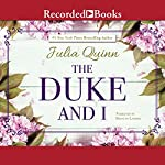 The Duke and I audiobook cover art