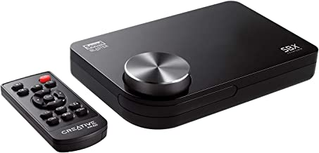 Creative Sound Blaster X-Fi Surround 5.1 Pro USB Sound Card for Computers and laptops
