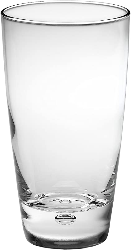 Bormioli Rocco Luna Tumbler Beverage Glasses Set Of 12
