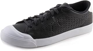 Mens All Court 2 Low Leather Black/White Leather