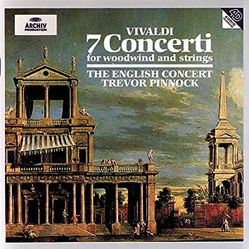 ヴィヴァルディ:木管と弦楽のための協奏曲集