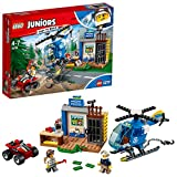 LEGO Juniors 10751 - Gebirgspolizei auf Verfolgungsjagd, Cooles Kinderspielzeug
